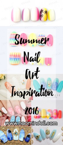 summer nail art pinterest