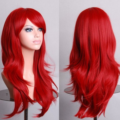 rosewholesale wig review red stock image