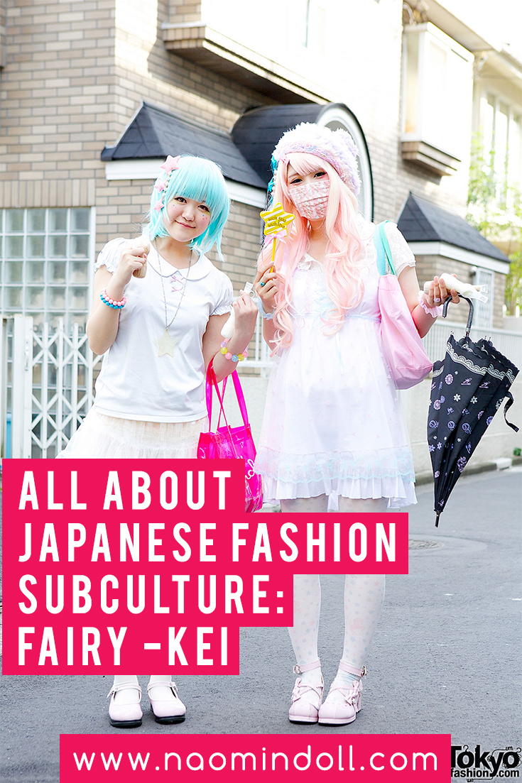 Japanese Fashion Culture Fairy Kei | Naomi 'n Doll