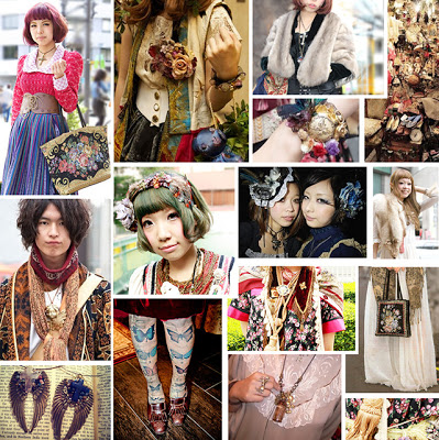 Japanese Fashion: Dolly-kei