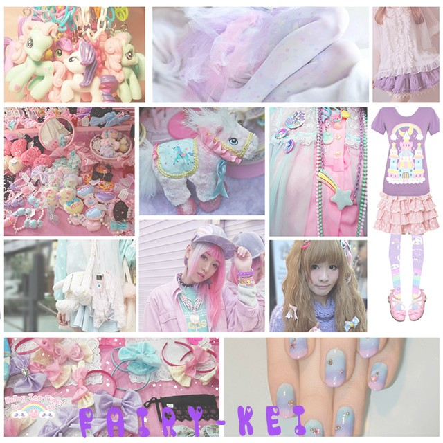 Japanese Fashion: Fairy-kei