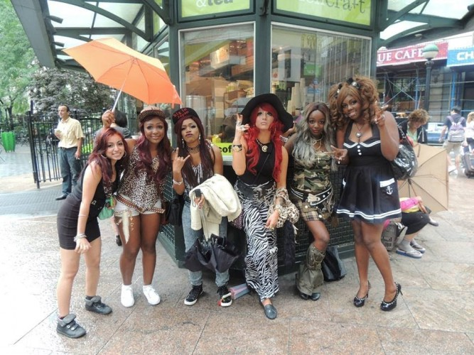 Small Rant: Black Girls Can't Be Gyaru?