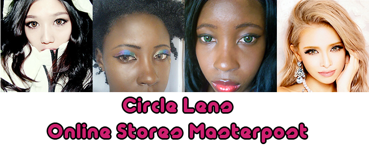 Circle Lenses Online Stores Masterpost
