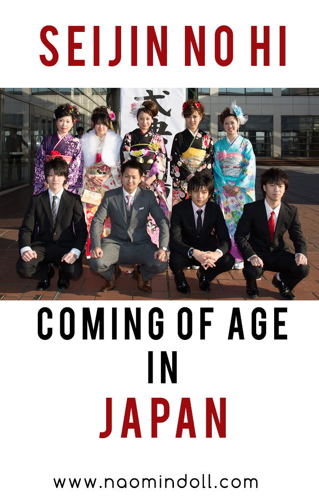 Seijin no Hi: Coming of Age In Japan | Naomi 'N Doll
