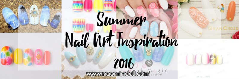 Summer Nail Art Inspiration 2016