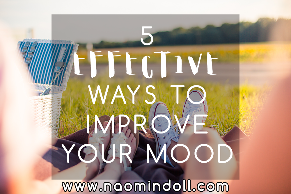 5 Effective Ways to Improve Your Mood
