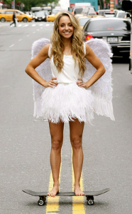 Angel Halloween Costume Idea