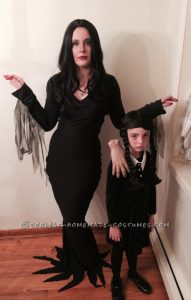 Addams Family Halloween Costume Ideas
