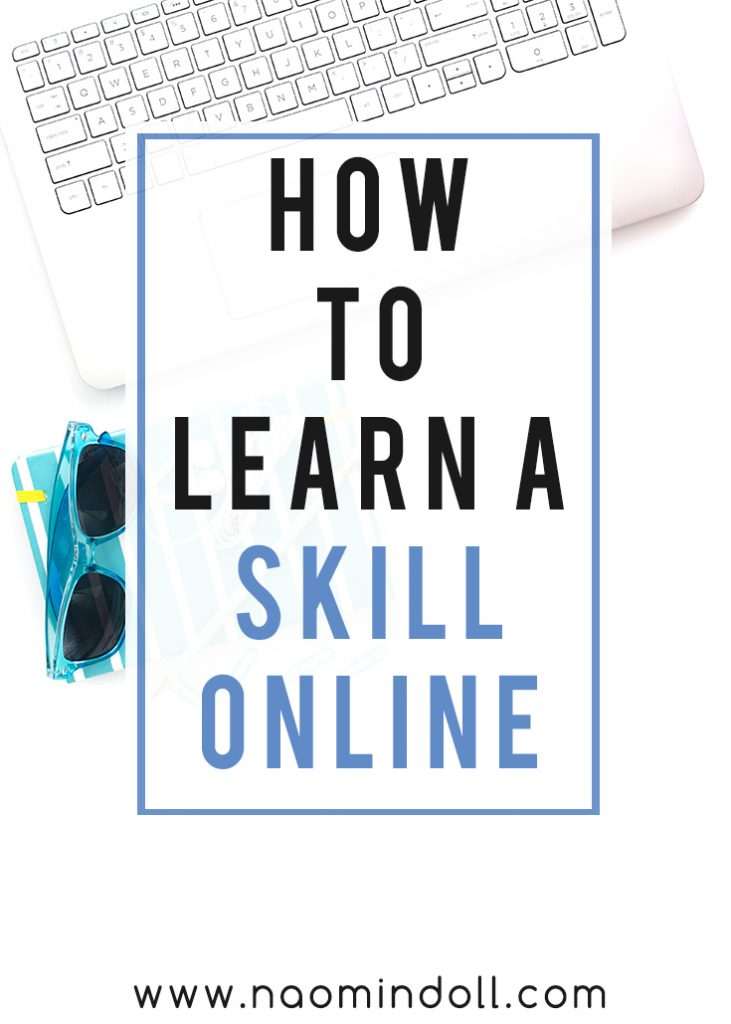 How to Learn A Skill Online with ALISON courses and Skillshare | Naomin 'N Doll