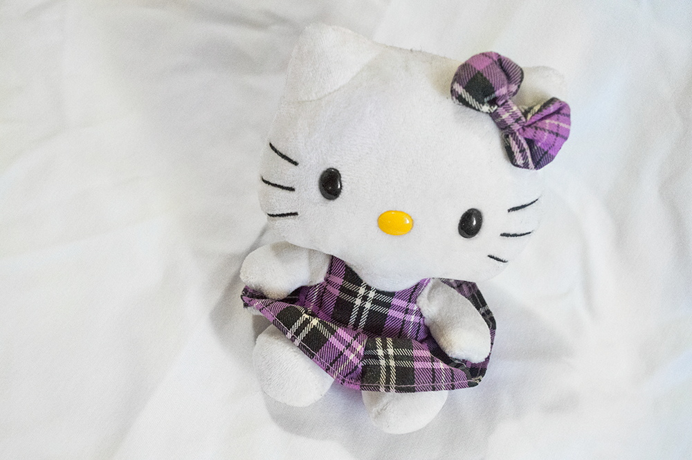 2017 goals: blogging and beyond hello kitty