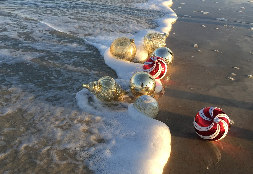 Christmas in Barbados