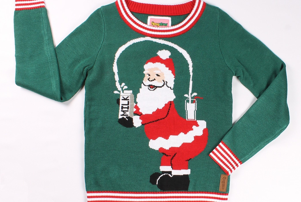 10 Ugly Christmas Sweaters You'll Love
