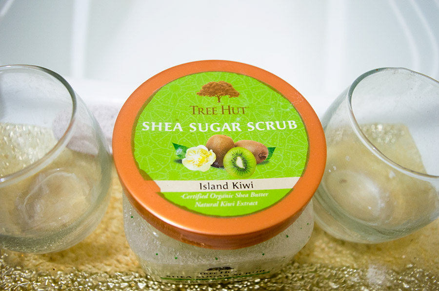 island kiwi shea sugar scrub review | naomi 'n doll | lifestyle & beauty blog