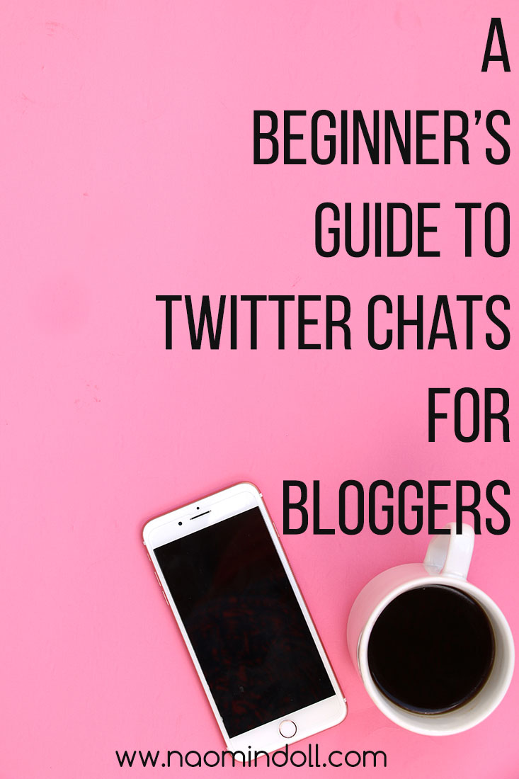 Are you a blogger stuck in the blogging world? Have no fear with this beginner's guide on how to make friends in the community through twitter chats