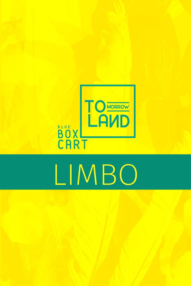 Blue Box Cart - Limbo Poster